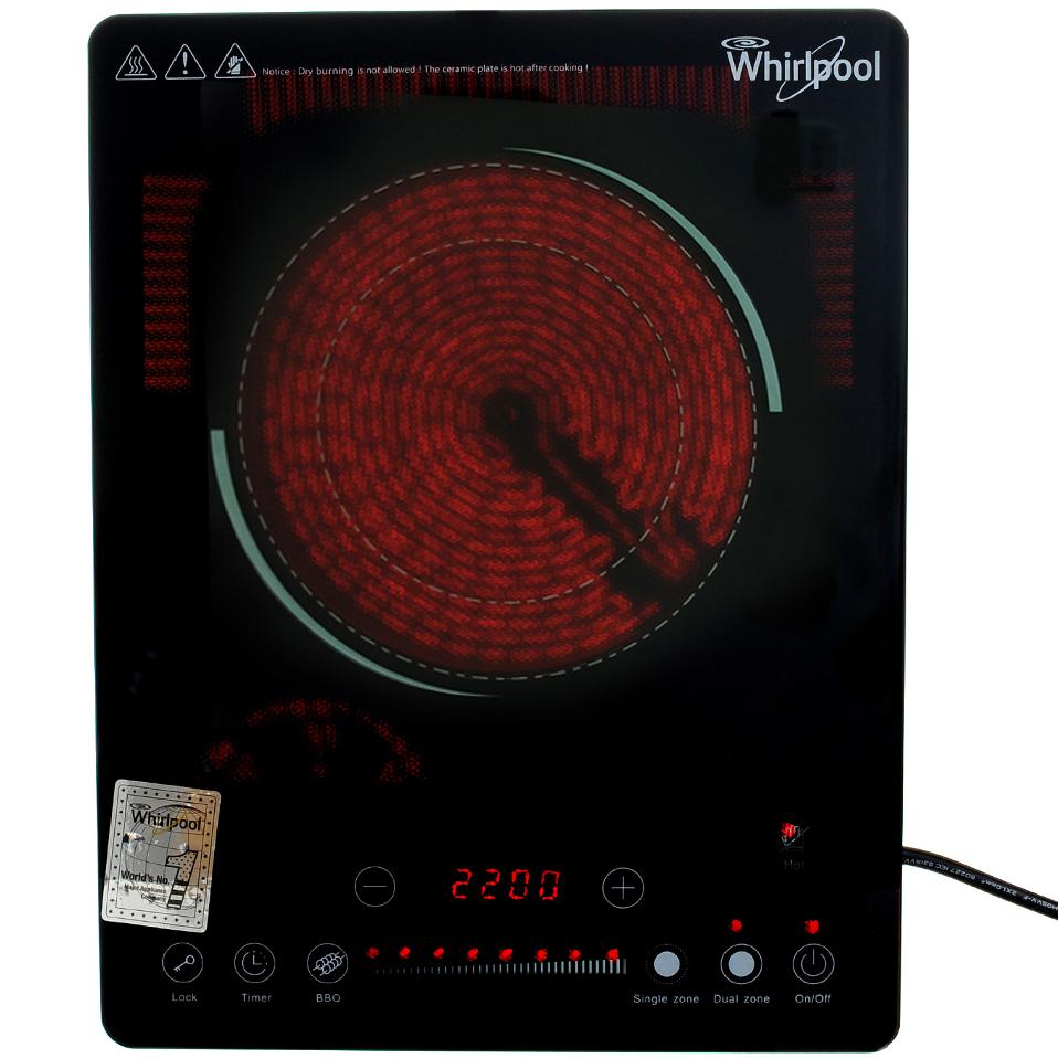 Bếp Hồng Ngoại Whirlpool ACT209/BLV - Hàng chính hãng
