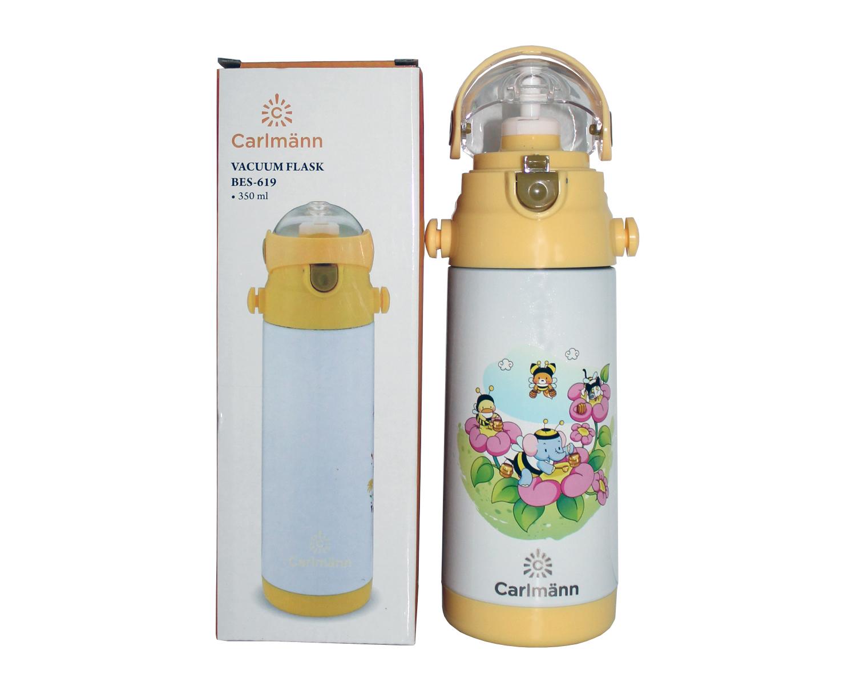 Bình Giữ Nhiệt Nóng Lạnh Carlmann BES-619