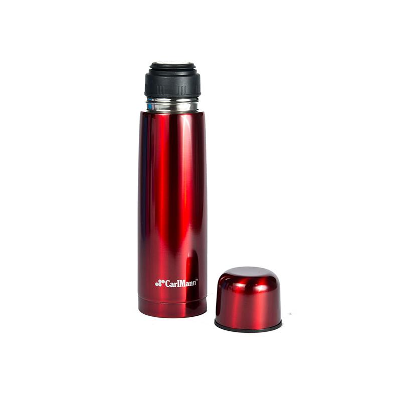 Bình Giữ Nhiệt Carlmann Bes551 500ml - Đỏ