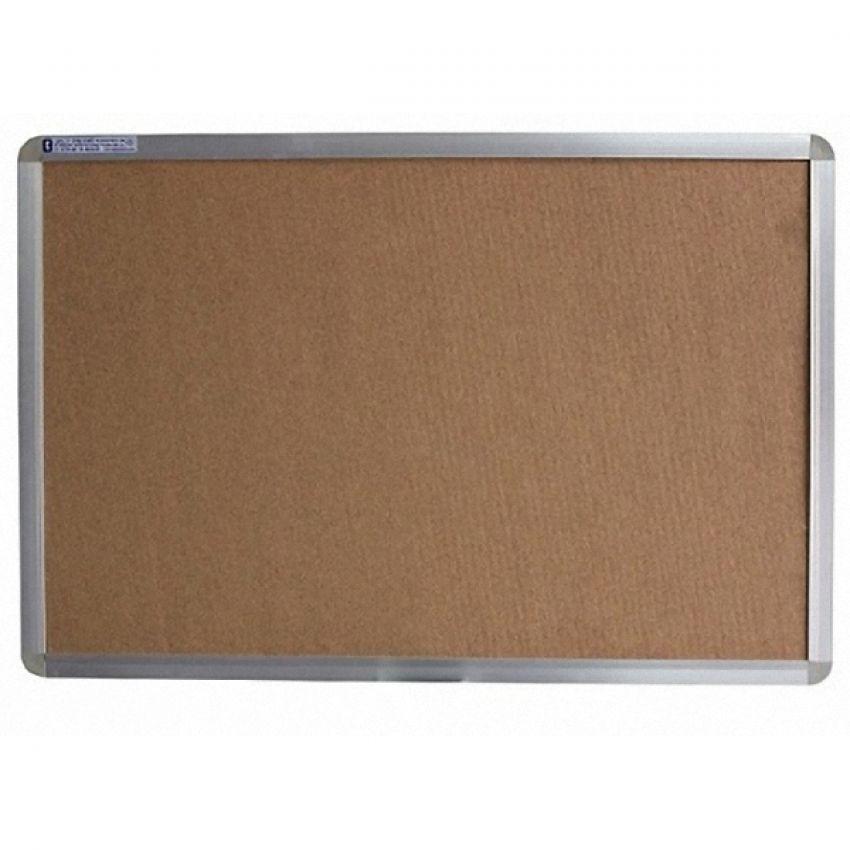 Bảng Ghim Bần Bavico BGB03 Màu Gỗ - 0.6 x 1.0 m
