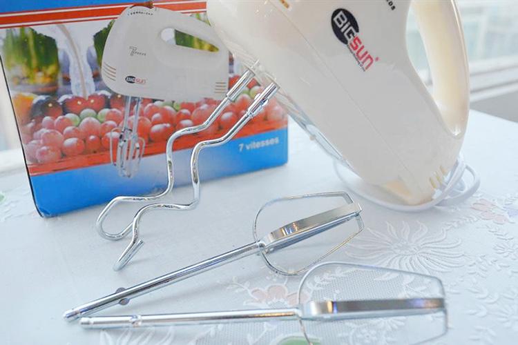 Máy Đánh Trứng Bigsun BH-20 - Màu Ngẫu Nhiên - Hàng chính hãng