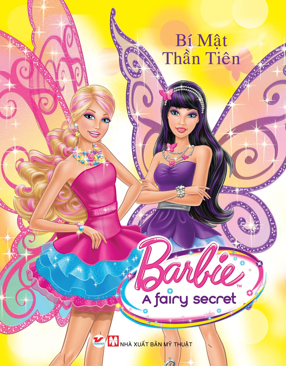 Truyện Tranh Công Chúa Barbie - Bí Mật Thần Tiên - 9786047810062,62_102873,25000,tiki.vn,Truyen-Tranh-Cong-Chua-Barbie-Bi-Mat-Than-Tien-62_102873,Truyện Tranh Công Chúa Barbie - Bí Mật Thần Tiên