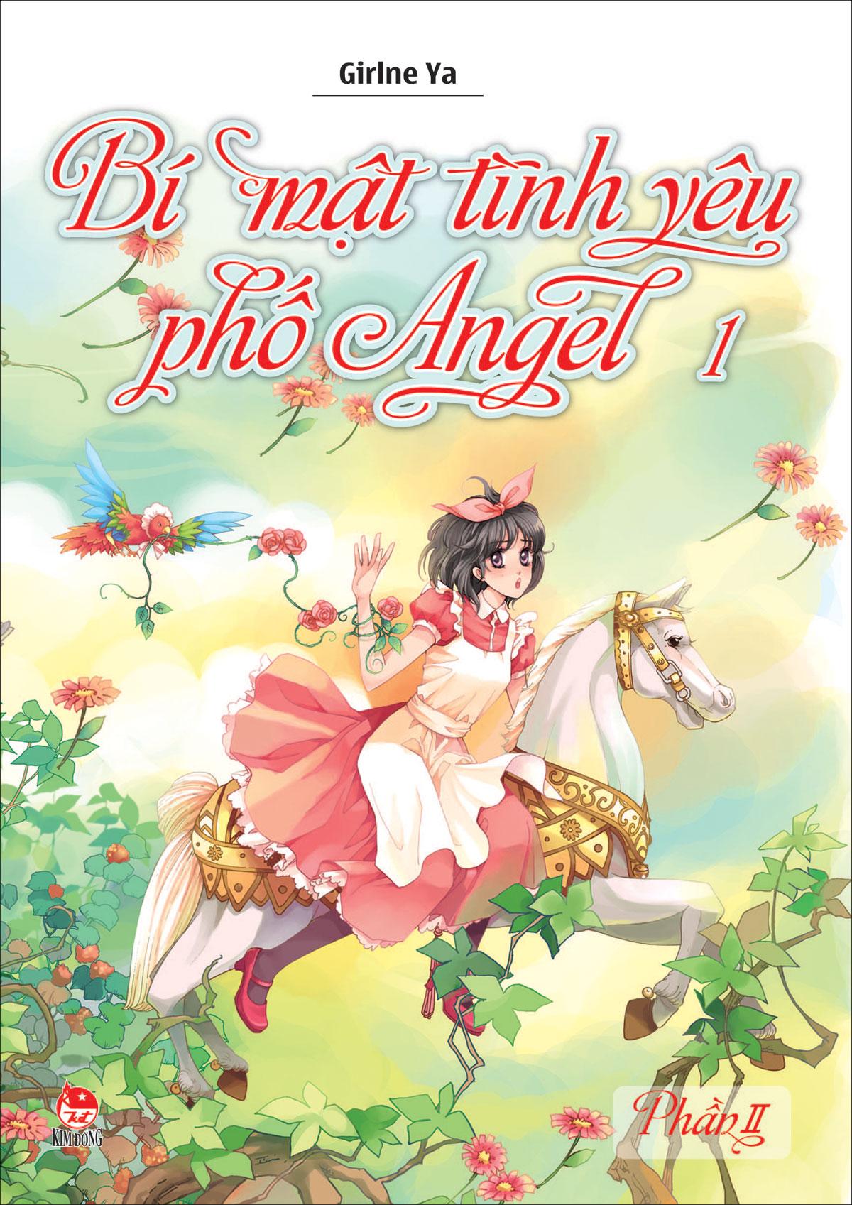 Bí Mật Tình Yêu Phố Angel (Phần 2) - Tập 1