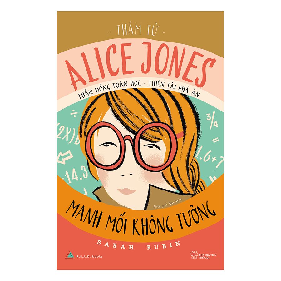 Thám Tử Alice Jones: Manh Mối Không Tưởng