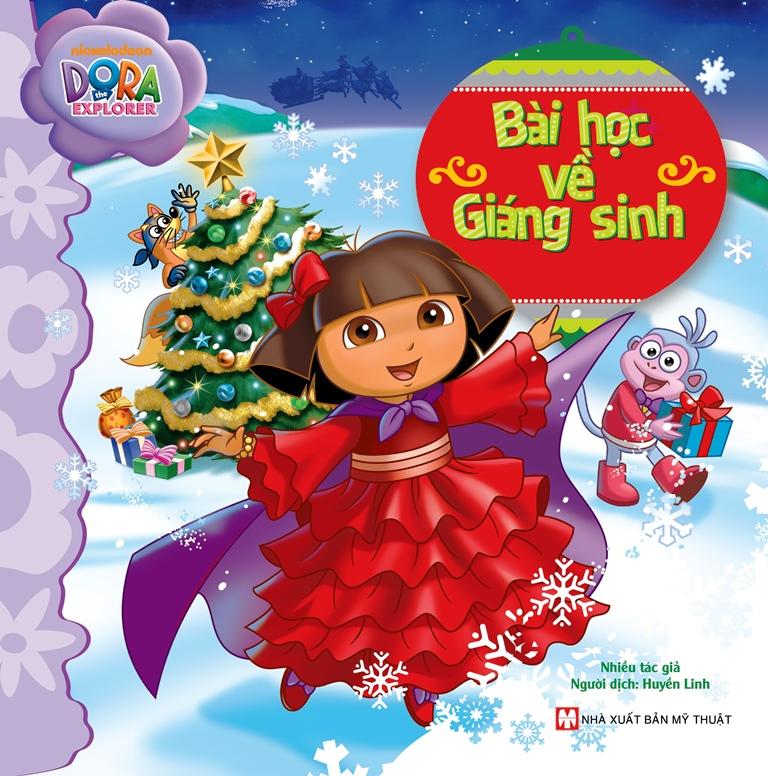 Dora The Explorer - Bài Học Về Giáng Sinh