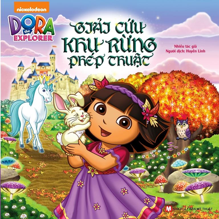 Dora The Explorer - Giải Cứu Khu Rừng Phép Thuật