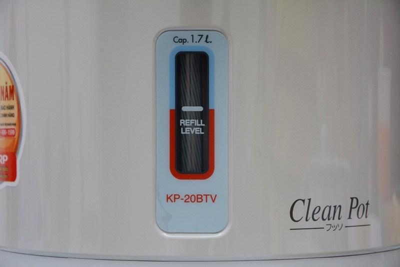 Bình Thủy Điện Sharp KP-20BTV