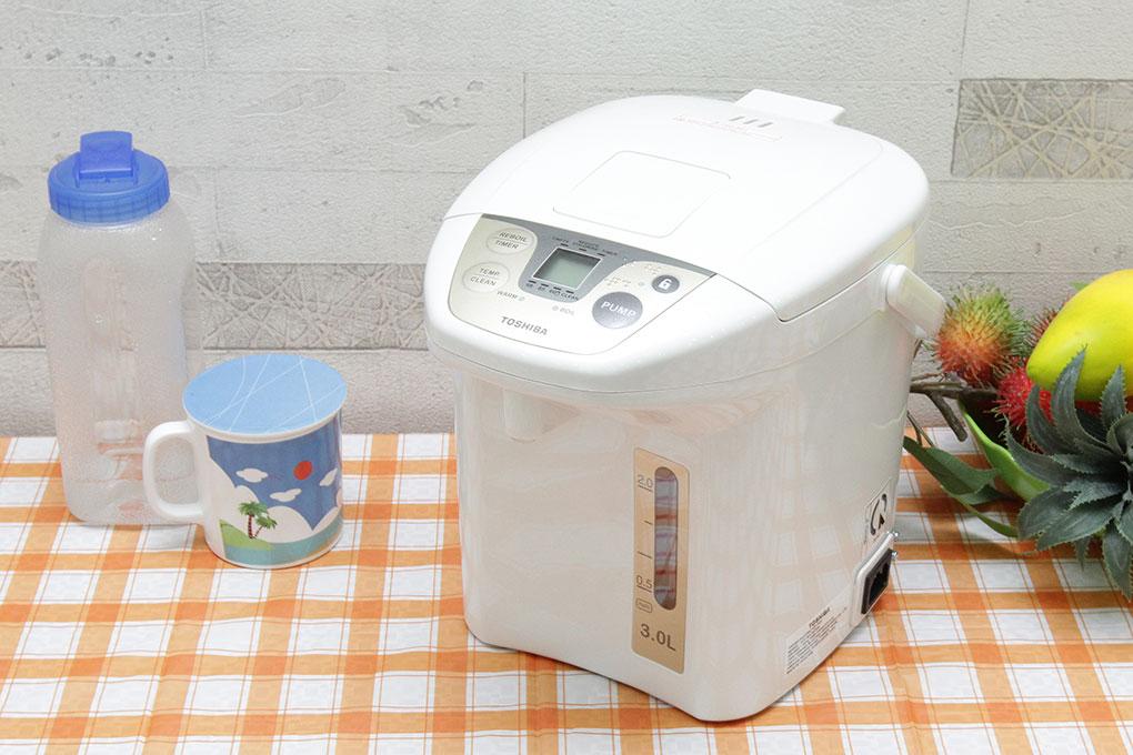 Bình Thủy Điện Toshiba PLK - 30FL (WT)