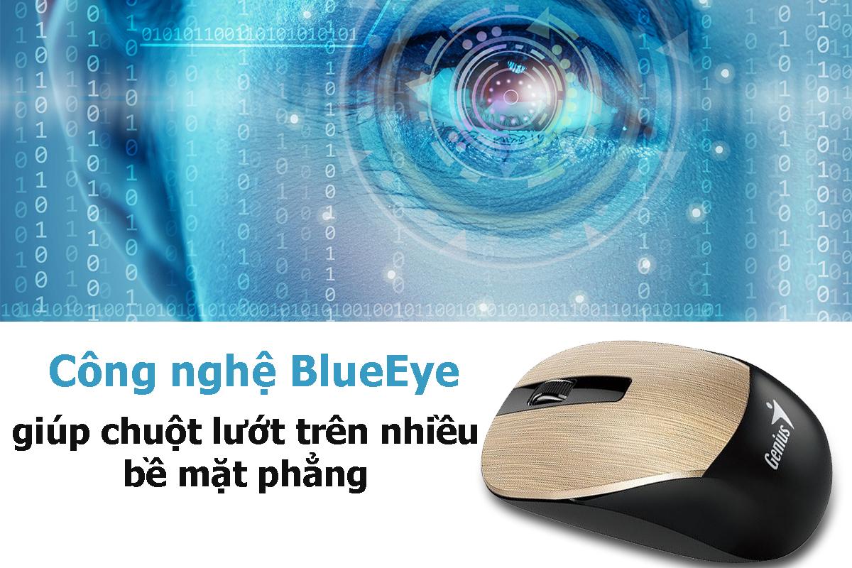 Chuột Không Dây Genius NX-7015