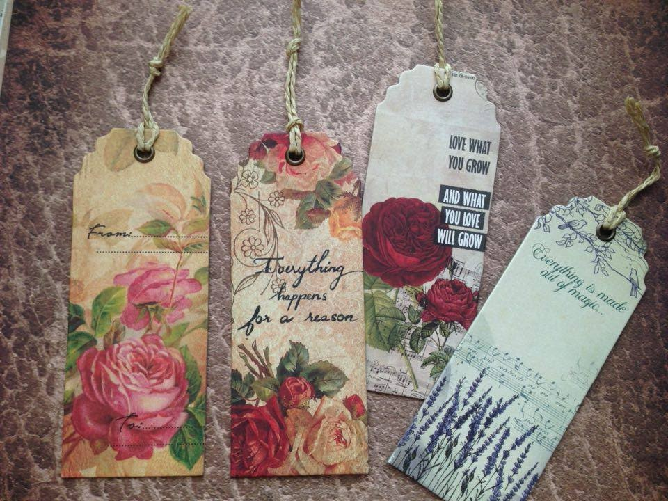 Bookmark Fairy Corner - Love What You Grow