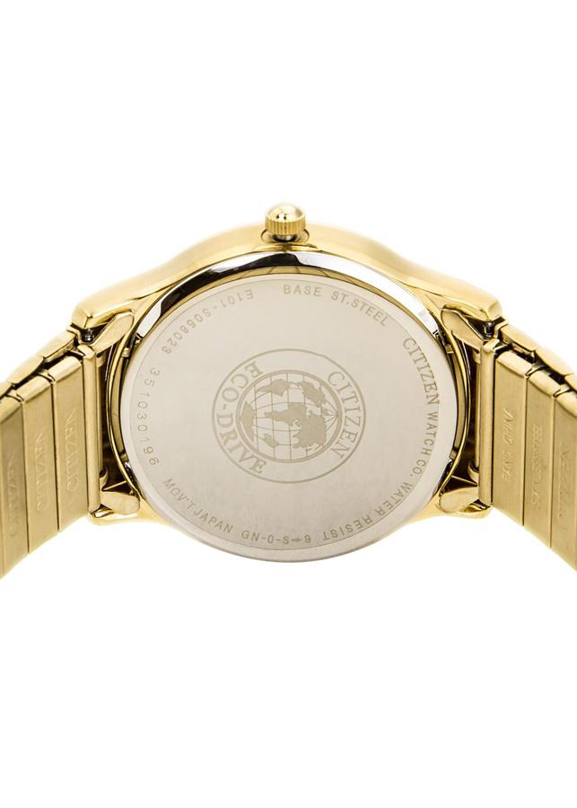 Đồng Hồ Nam Dây Kim Loại Citizen BM8452-99P (36mm) - Vàng