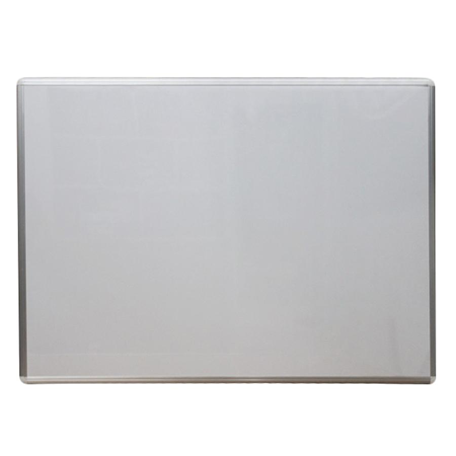 Bảng Viết Bút Lông Polyester Taiwan Bavico Bmp01 (0,4 x 0,6 m) - Trắng