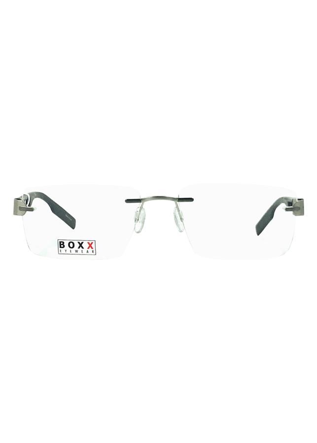Gọng Kính Unisex Boxx BMX913R F20-T001 (54/17/140) - Đen
