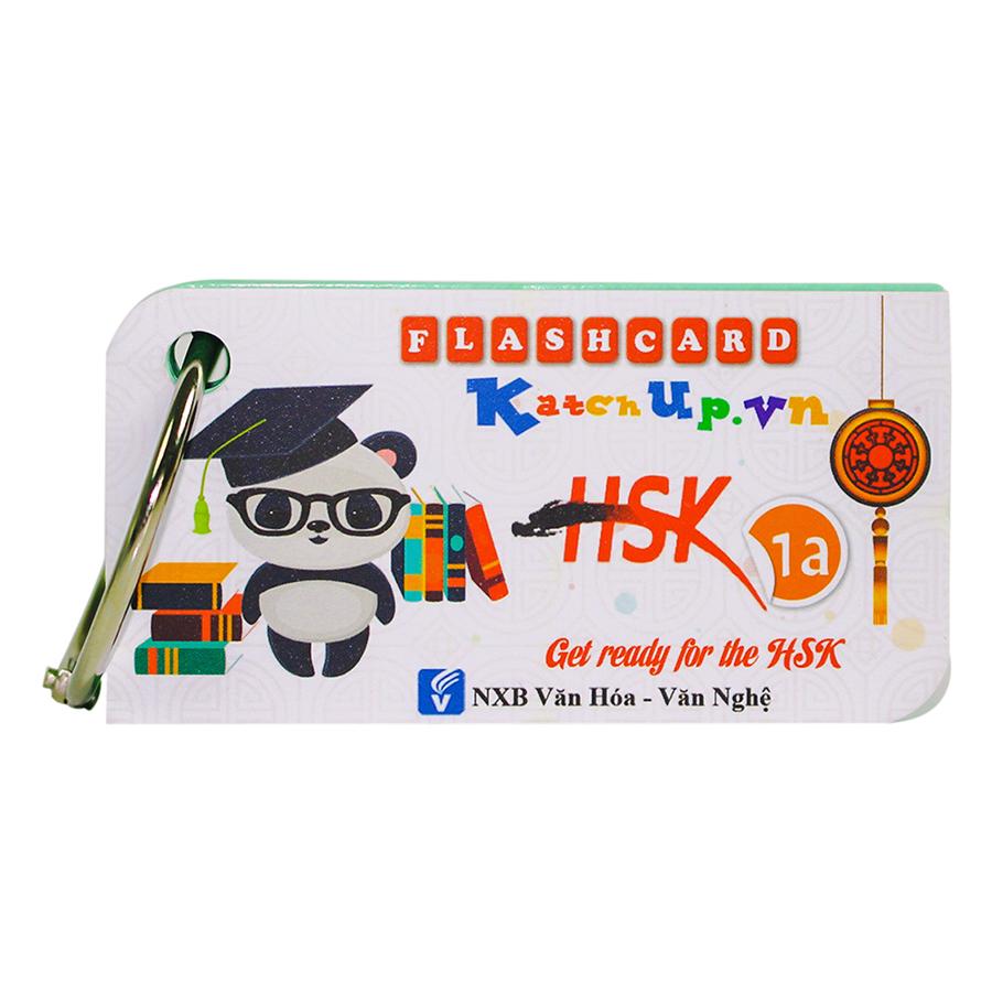Bộ KatchUp Flashcard HSK 1,2 - High Quality