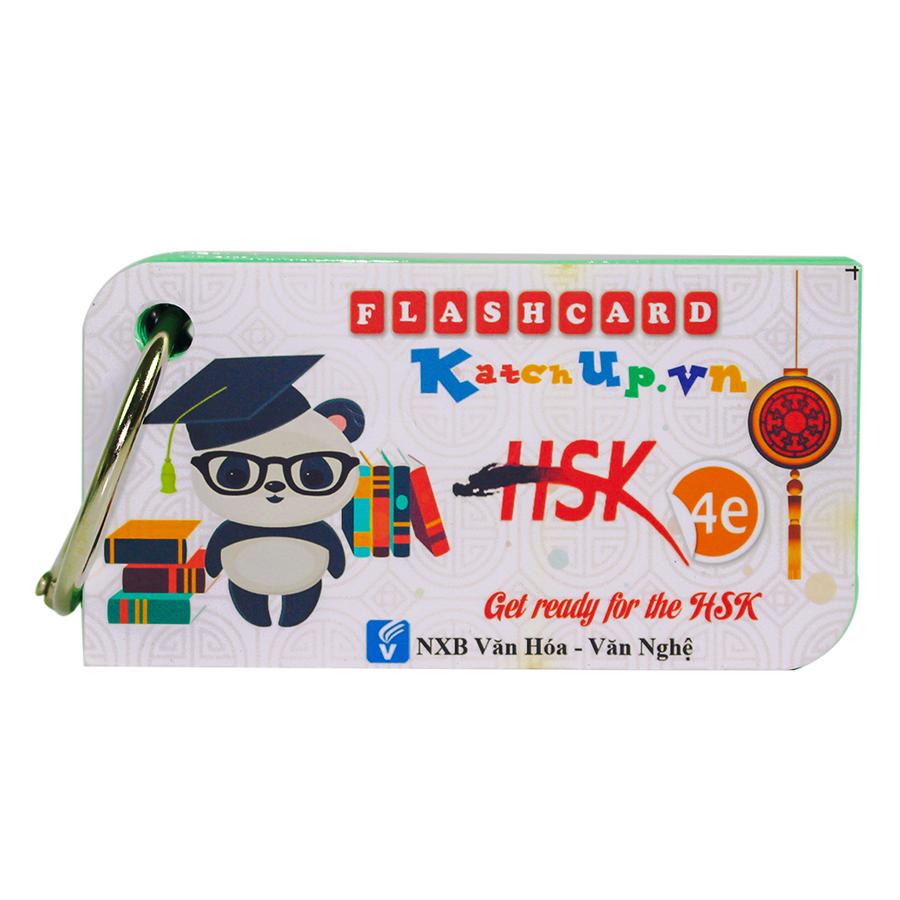 Bộ KatchUp Flashcard  HSK 4 - High Quality