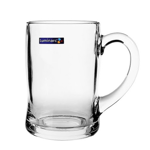 Ly Bia Thủy Tinh Luminarc Benidorm G2616 – 450 ML
