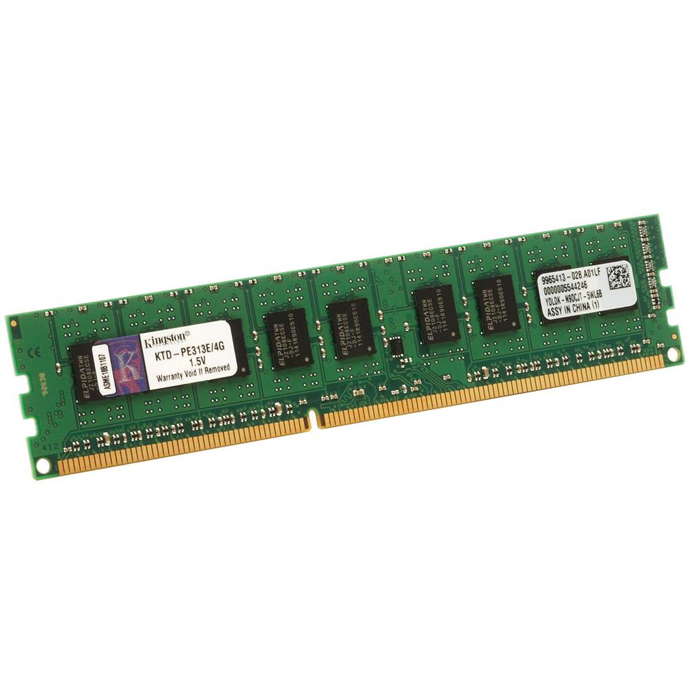 RAM PC Kingston 4GB DDR3-1600 LONG DIMM - KVR16N11S8/4 - Hàng chính hãng