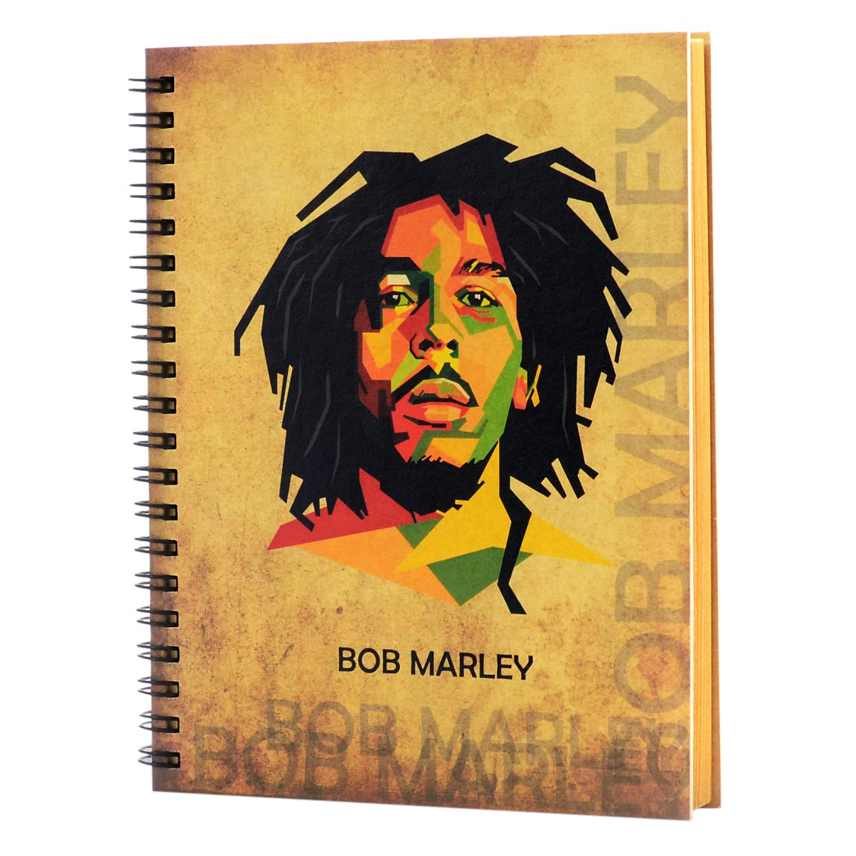 Sổ Tay Rubik - Bob Marley