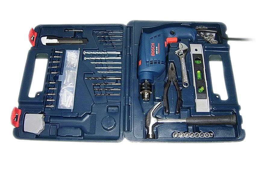 Đánh giá Máy Khoan cầm tay Bosch GSB-500RE chính hãng