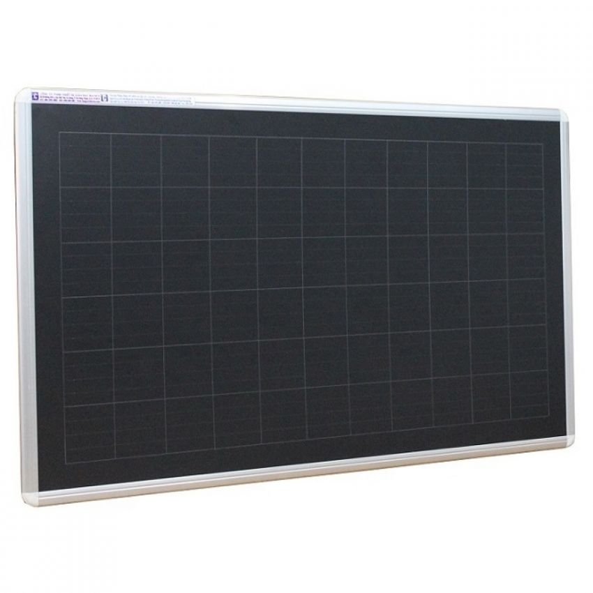 Bảng Viết Phấn Bavico BP02 Đen – 0.6 x 0.8 m