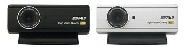 Webcam iBuffalo BSWHD02