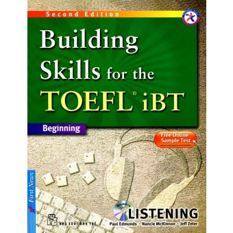 Building Skills For The Toefl IBT - Listening - Kèm CD