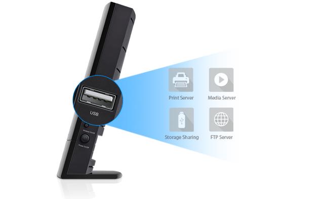 Thiết Bị Phát Sóng Wifi TP-Link Archer C20i