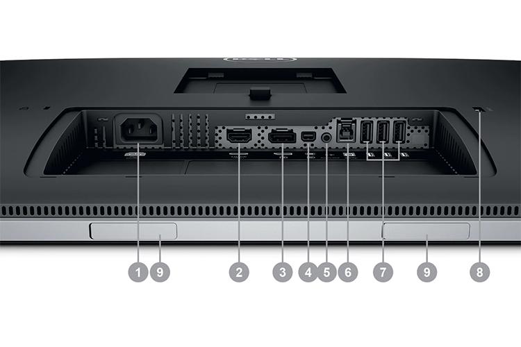 Màn Hình Dell UP3216Q 31.5 Inch 4K - Hàng Chính Hãng
