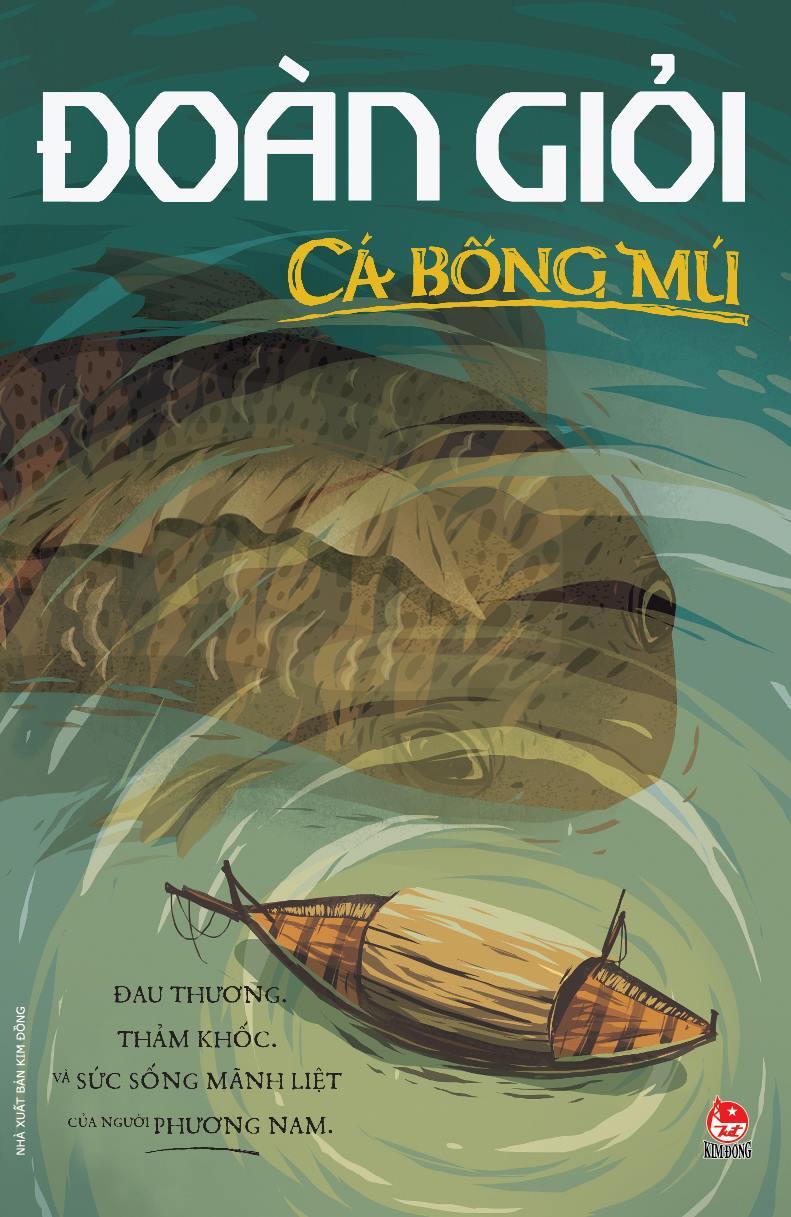 Khuyên đọc sách Cá Bống Mú (Series Sách Đoàn Giỏi)