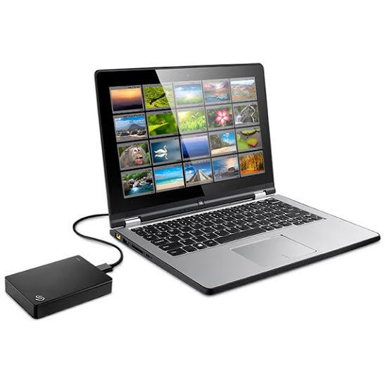 Ổ Cứng Di Động Seagate 4TB 2.5 Backup Plus USB 3.0 - STDR4000300 - Hàng Chính Hãng