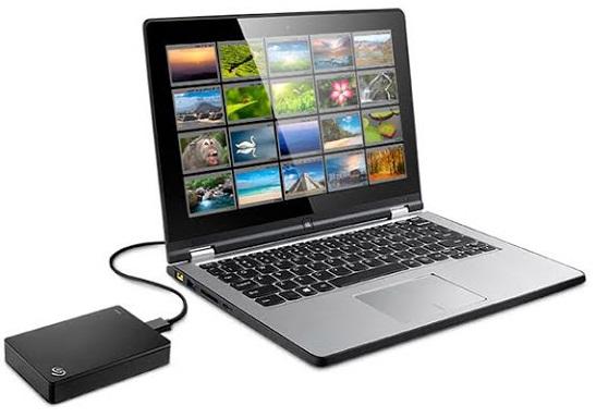 Ổ Cứng Di Động Seagate 4TB 2.5 Backup Plus USB 3.0