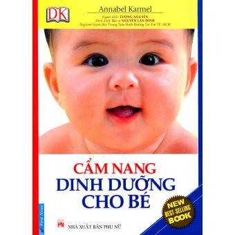 Cẩm Nang Dinh Dưỡng Cho Bé
