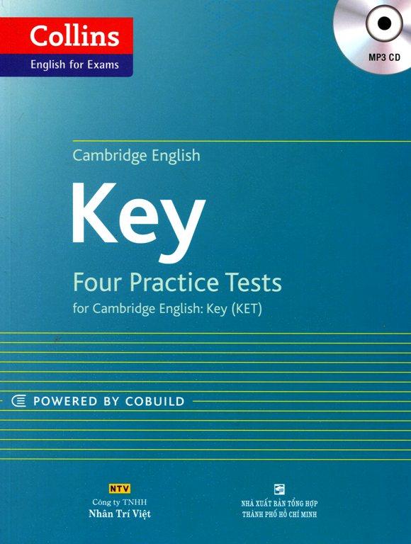 Collins Cambridge English Key - Kèm CD