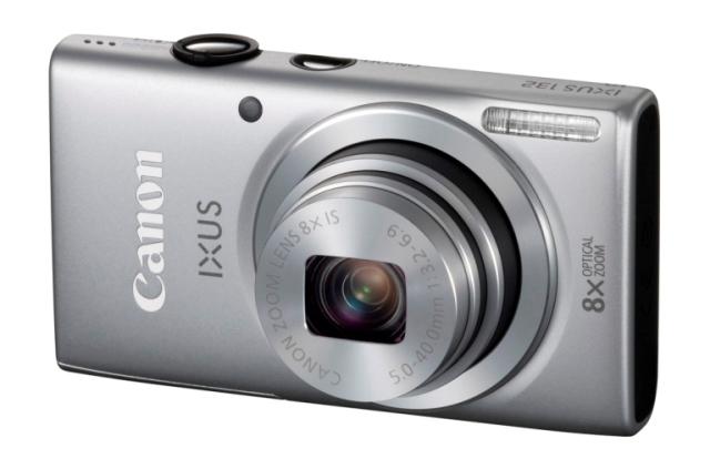 Canon IXUS 132 Zoom