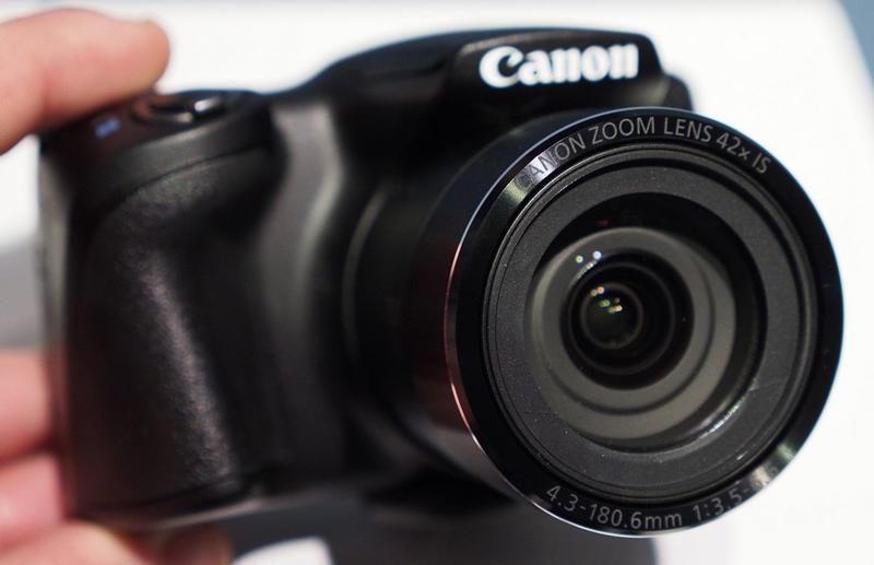 Máy Ảnh Canon PowerShot SX420 IS (Lê Bảo Minh)