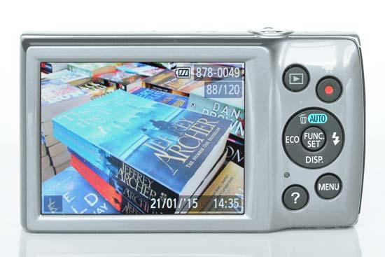 Máy Ảnh Canon Digital IXUS 160