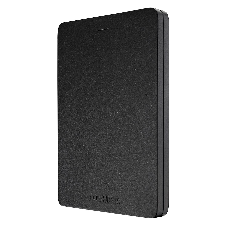 Ổ Cứng Di Động Toshiba CANVIO ALUMY 1TB - USB 3.0