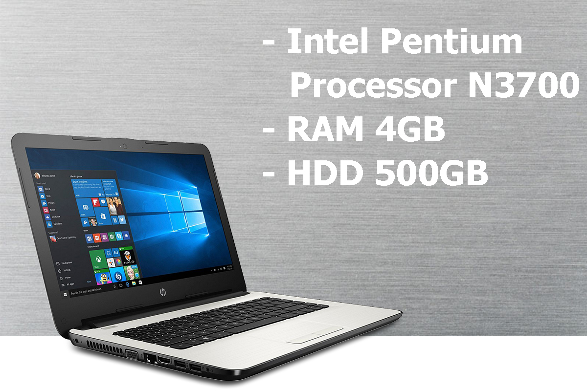 Laptop HP 14-AM060TU X1H09PA