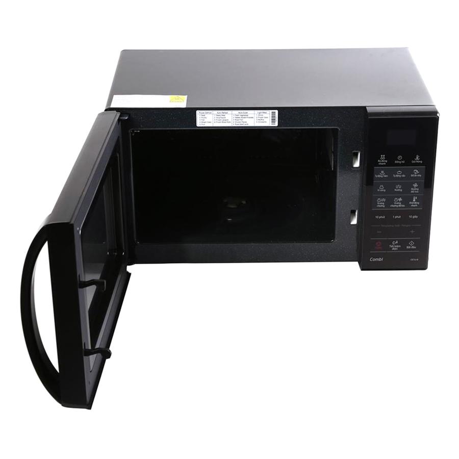 Lò Vi Sóng Tráng Men Nướng Đối Lưu Samsung CE73J-B/XSV (21L) – Đen - Hàng chính hãng