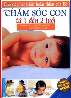 Chăm sóc con từ 1 đến 2 tuổi