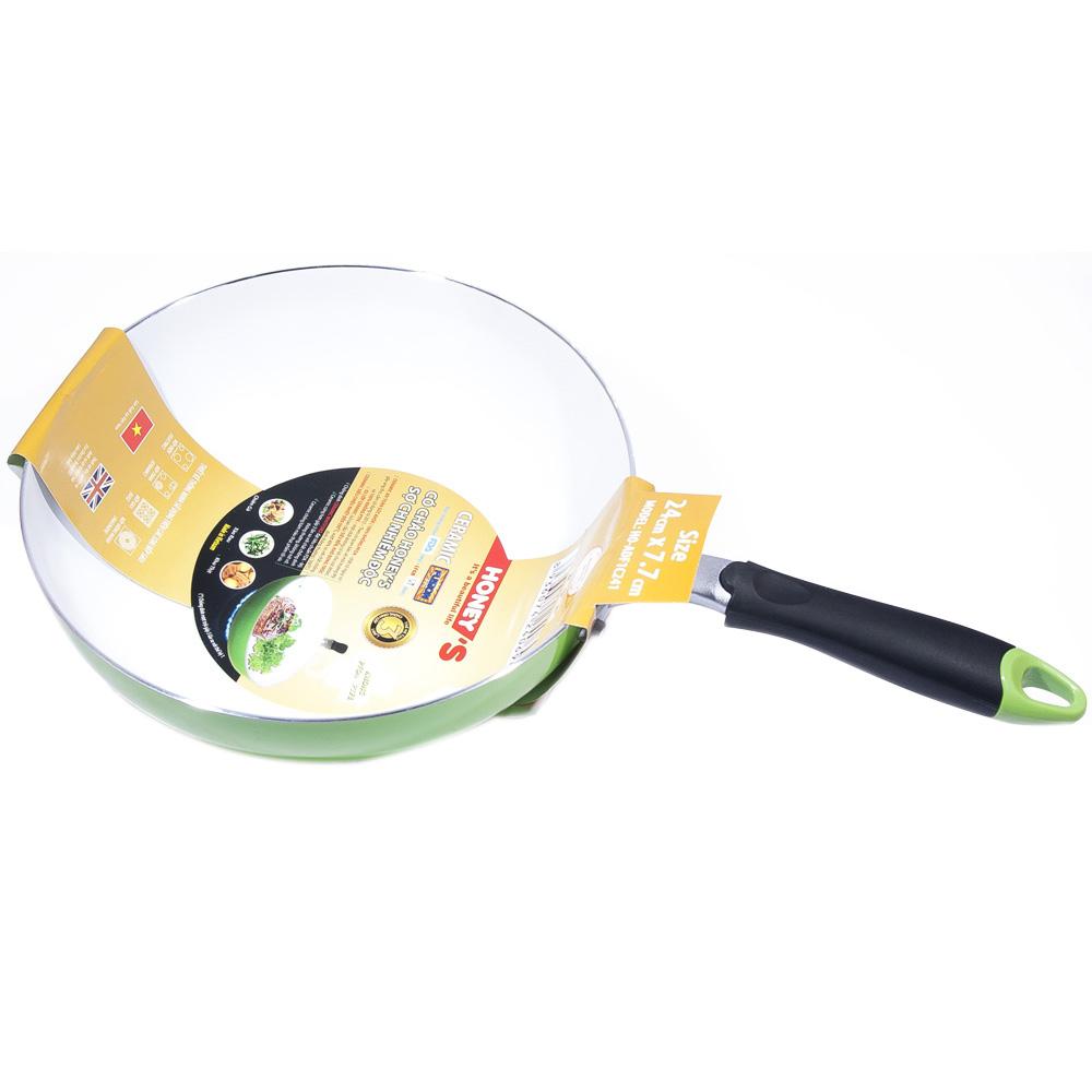 Chảo Sâu Ceramic Honey'S HO-ADF1C261 - 26cm - 1229795894666,62_737146,381000,tiki.vn,Chao-Sau-Ceramic-HoneyS-HO-ADF1C261-26cm-62_737146,Chảo Sâu Ceramic Honey'S HO-ADF1C261 - 26cm