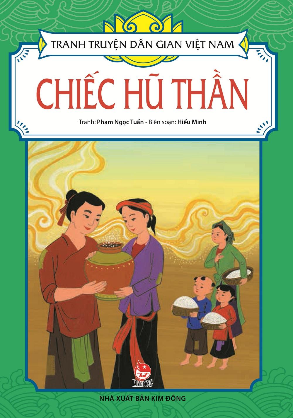 Tranh Truyện Dân Gian Việt Nam - Chiếc Hũ Thần
