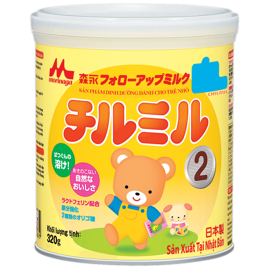Sữa Morinaga Chilmil (320g)