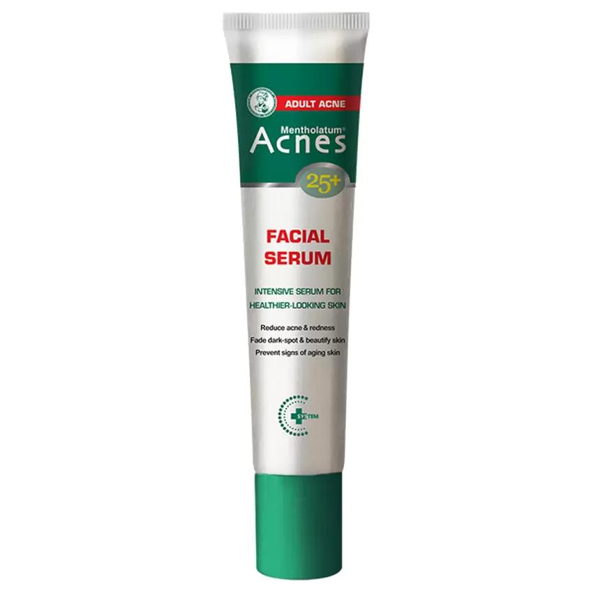 Tinh Chất Chuyên Biệt Cho Da Mụn Rohto Acnes 25+ Facial Serum (20ml)