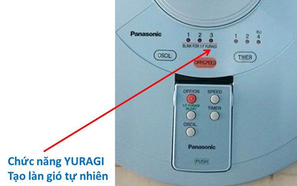 Quạt Đứng Panasonic F-308NHB