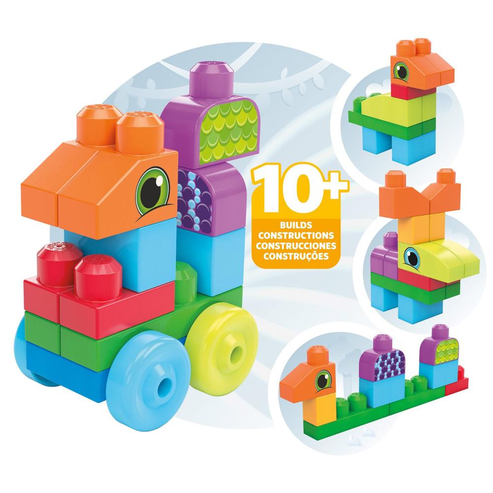 Đồ Chơi Mega Bloks - Xếp Khối Động Vật CNH10