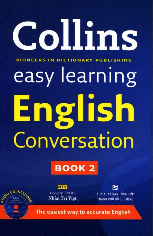 Collins Easy Learning English Conversation (Book 2) - Kèm CD