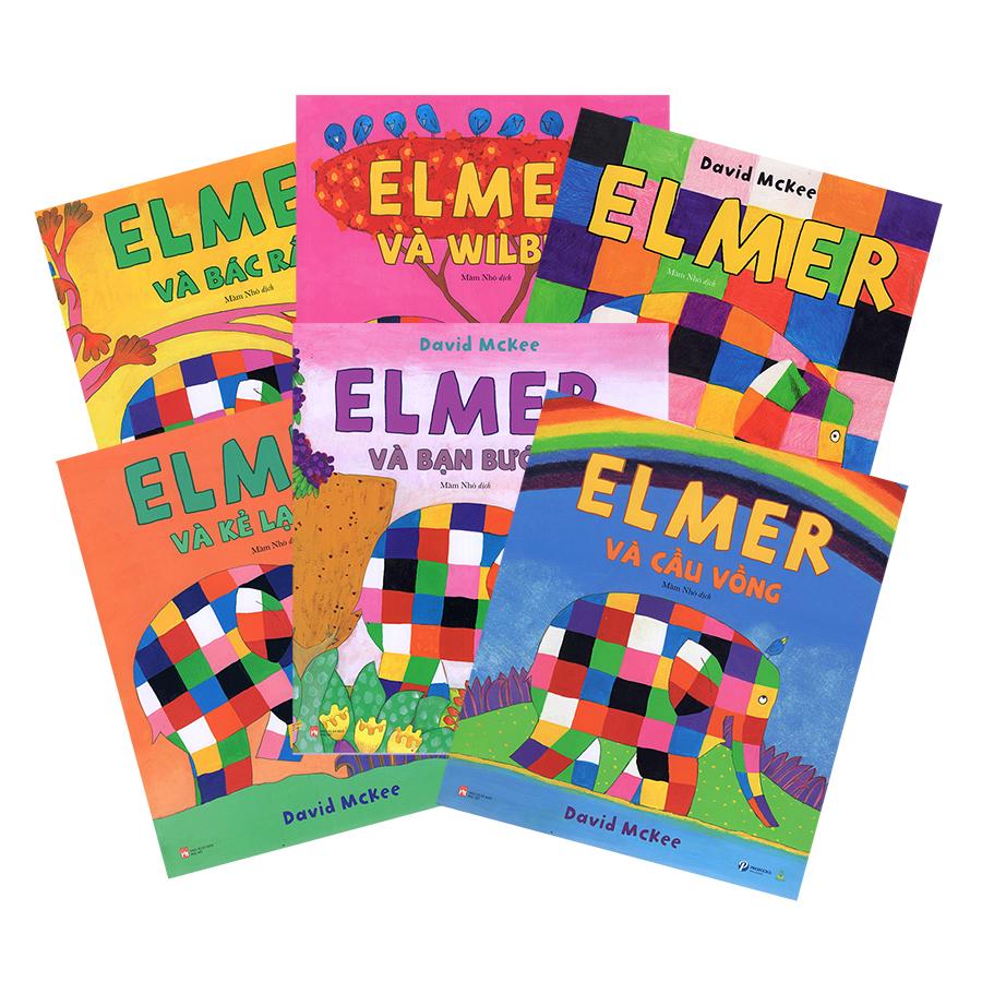 Combo Elmer (Trọn Bộ 6 Tập)