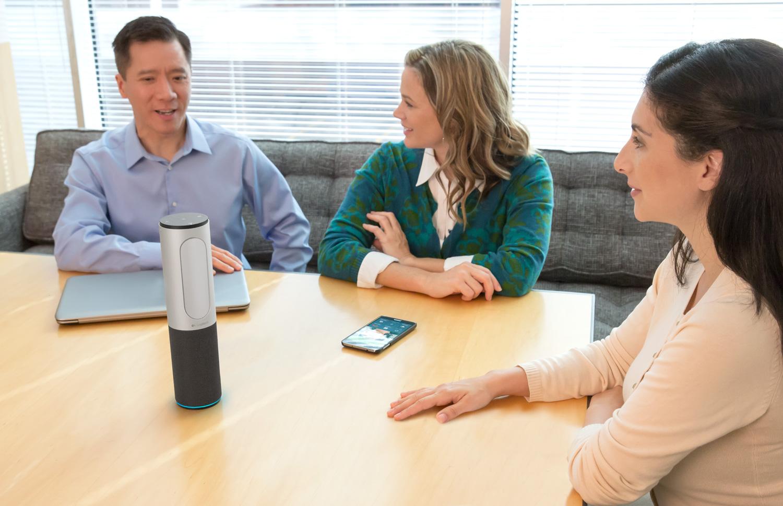 Webcam Logitech ConferenceCam Connect
