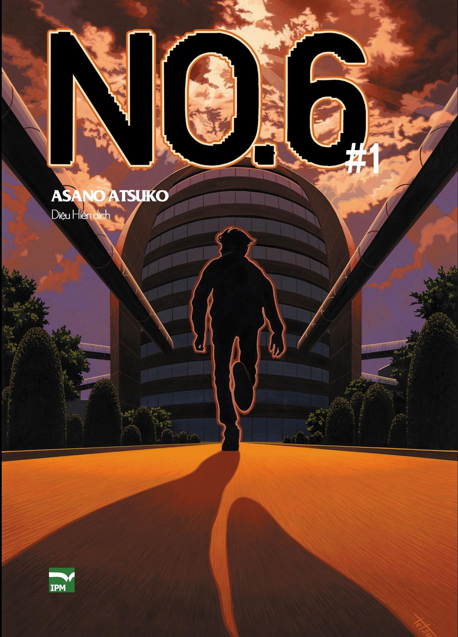 NO.6 - Tập 1